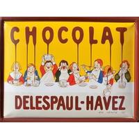 Plaque Delespaul Havez