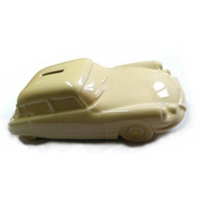 Tirelire porcelaine Citroen DS 19