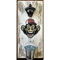 Décapsuleur mural singe Monkey
