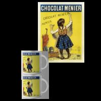Lot Chocolat Menier