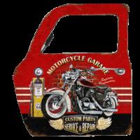 Portière miroir 3D motorcycle