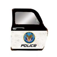 Portière miroir 3D police