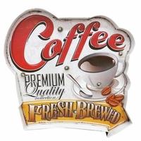 Enseigne lumineuse premium Coffee