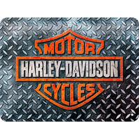 Plaque métal Harley 20 x 15