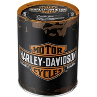 Boite tirelire Harley Davidson