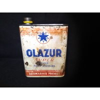Bidon à huile OLAZUR