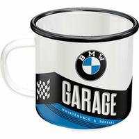 Mug émaillé BMW