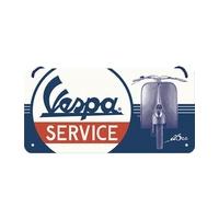 Plaque à suspendre Vespa