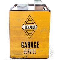 Tirelire Renault Garage