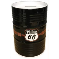 Boite tirelire gasoline route 66