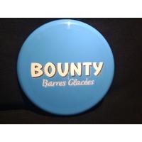 Frisbee publicitaire Bounty
