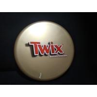 Frisbee publicitaire Twix