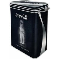 Boite hermétique Coca-cola noire