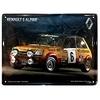 Plaque métal Renault 5 Alpine