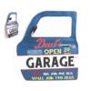 Portière miroir 3D Dad's garage