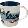 Mug céramique Vespa vintage