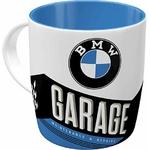 mug tasse bmw garage vintage rétro