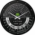 horloge murale vintage john deere tachymetre compteur