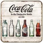 dessous de verre coca cola vintage grenier