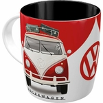 mug tasse céramique vw combi bulli volkswagen vintage rétro