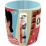 mug tasse rétro café vintage 60s 50