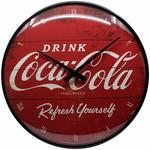 horloge coca cola pendule murale décoration publicitaire