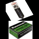lot-kawasaki-thermomètre-boite-vintage