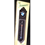 thermomètre métal bmw