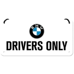 plaque-a-suspendre-bmw-drivers-only