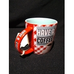mug rétro café