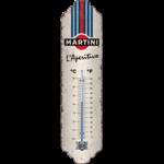 thermomètre martini