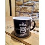 mug rétro route 66