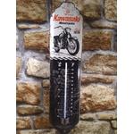 thermomètre kawasaki
