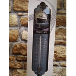 thermomètre métal peugeot 403