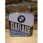 dessous de verre bmw garage