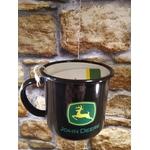 tasse mug émaillé publicitaire john deere