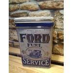 boite hermétique vintage ford service