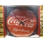 horloge murale déco publicitaire coca-cola
