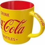 mug-retro-coca-cola-bistrot émaillé