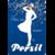 plaque métal publicité vintage persil lessive rétro aimant