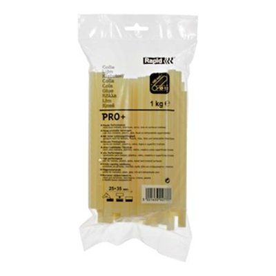Colle thermofusible PRO+ jaune, sachet 1 kg