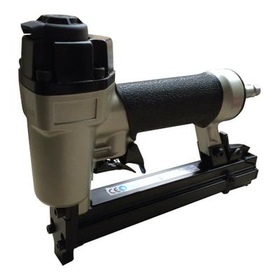 Pistolet pneumatique pour T et agrafes en polymère PT11/16