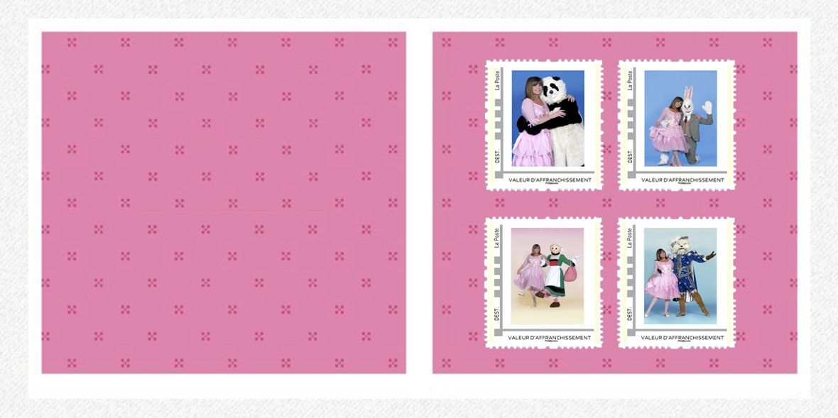 timbres chantal montage