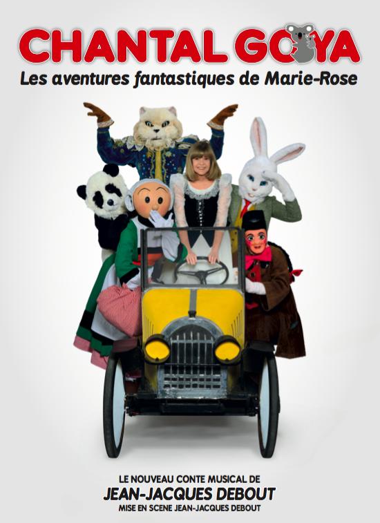 PROGRAMME - LES AVENTURES FANTASTIQUES DE MARIE-ROSE