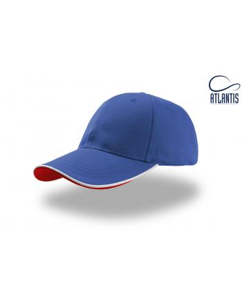 casquette-de-visiere-avec-passepoil-bleu reflex