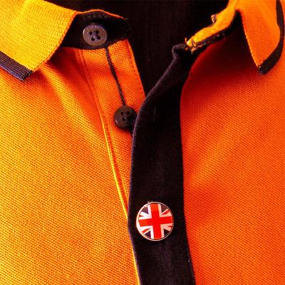 Cache bouton chemises/polos