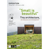 Small is Beautiful, Tiny Architecture