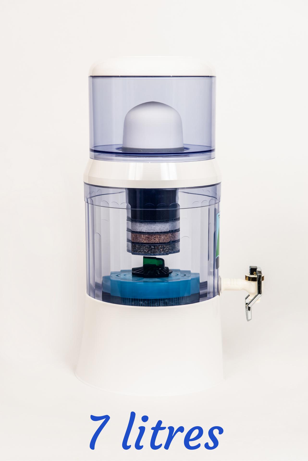 Fontaine EVA BEP minéralisante et magnétisante
