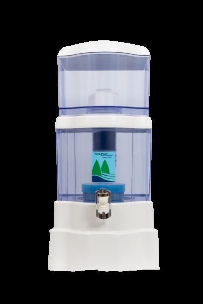 Fontaine EVA PLC filtrante et purifiante