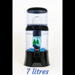 7 litres PLC noire